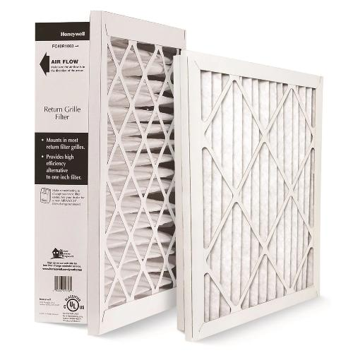 "Honeywell FC40R1102 - Return Grill Media Air Filter, 14"" X 14"" Image"