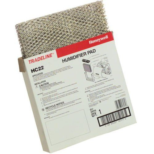 Honeywell HC22E1003 - Humidifier replacement pad with AgION coating (HC22E1003/U) Image
