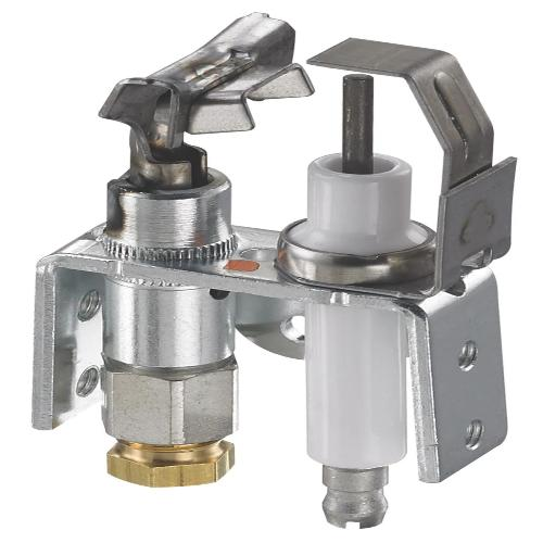 Honeywell Q348U1009 - Universal Pilot Burner for Intermittent Pilot Applications, Batwing Style Hood (Q348U1009/U) Image