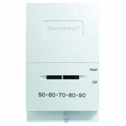 Honeywell T822K1000 - Mercury Free Heat Only Low Volt Thermostat (T822K1000/U) Image
