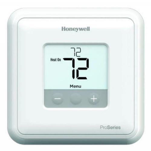Honeywell TH1110D2009 - T1 Pro Non-Programmable Thermostat for 24 VAC Systems Image