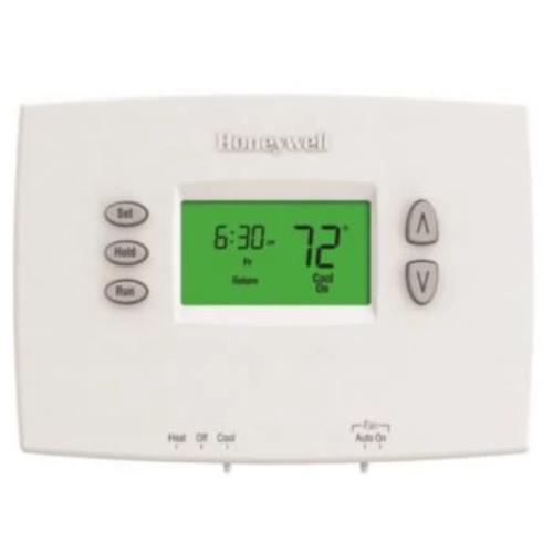 Honeywell TH2110DH1002 - PRO 2000 Horizontal Programmable Thermostat 1H/1C Image