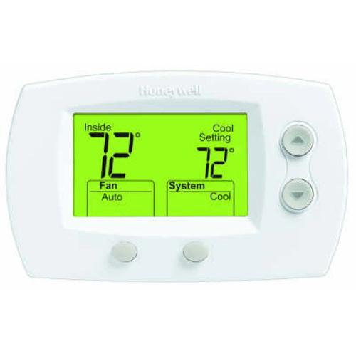 Honeywell TH5320U1001 - Non-Programmable Large Display Heat/Cool Digital Thermostat Image