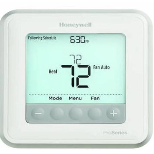 Honeywell TH6320U2008 - T6 Pro Programmable Thermostat - up to 3H/2C Heat Pumps or 2H/2C Image