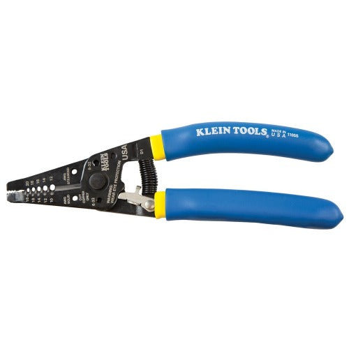 Klein Tools 11055 - Kurve Wire Stripper/Cutter Solid and Stranded Wire