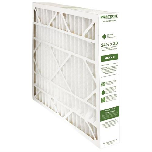 Rheem PD540045 - MERV 8 Replacement Filter for XGF-E24 Image