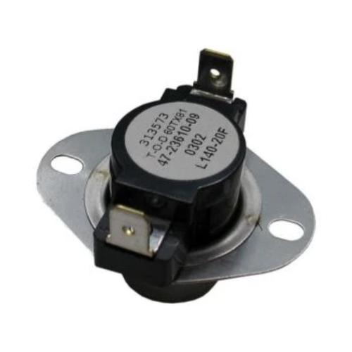 Rheem 47-23610-19 - Limit Switch - Auto Reset - Flanged Airstream (Thermodisc) Image