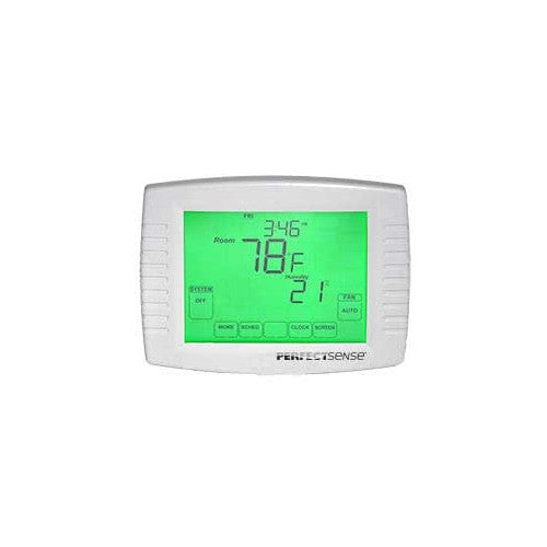 Robertshaw PS4000 - PerfectSense Digital 7 Day Programmable Thermostat (1 Heat/1 Cool) Image