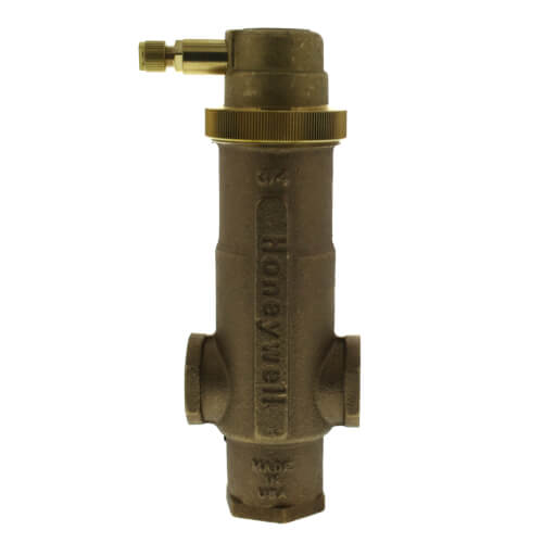 "Honeywell PV075 - 3/4"" NPT Supervent Air Eliminator (Honeywell-Sparco) Image"