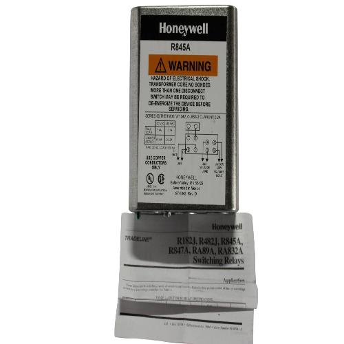 Honeywell R845A1030 - Relay Hydro Image