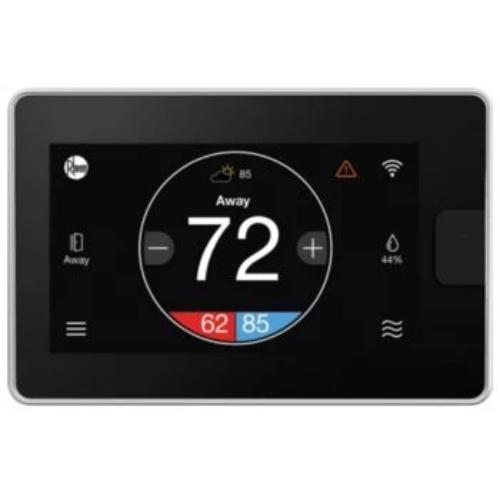 "Rheem RETST700SYS - EcoNet Gen 3 Smart Thermostat, 4.3"" LCD Touch Screen, Built-In Wifi Image"