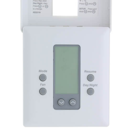 Robertshaw RS321N - 2H/1C Digital Non-Programmable Thermostat Image