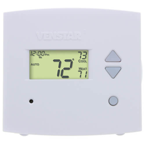 Venstar T2700 - Non-Programmable Digital Commercial Thermostat