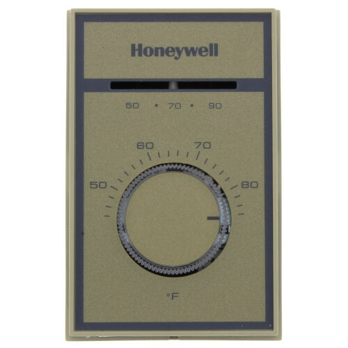 Honeywell T451A3005 - Light Duty Line Voltage Thermostats, 44-86F Image
