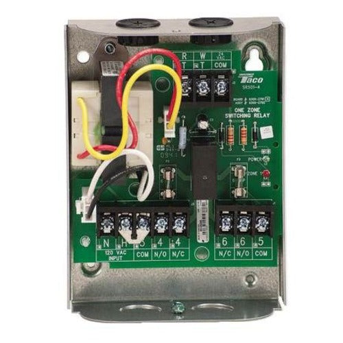 Taco SR501-4 - 1 Zone Switching Relay