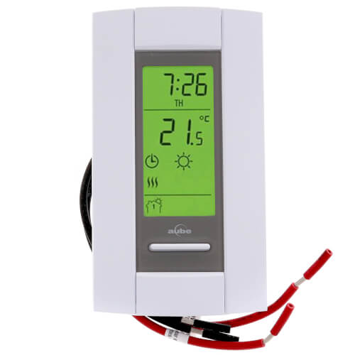 Honeywell TH115-A-240S-B - Line volt 7-day programmable thermostat for electric heat (TH115-A-240S-B/U) Image