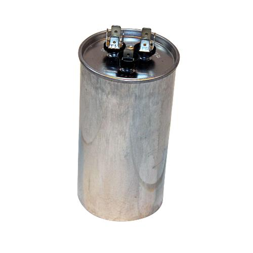 Carrier P291-8073RS - Run Capacitor Round 370V Dual 80/7.5MFD (Totaline) Image