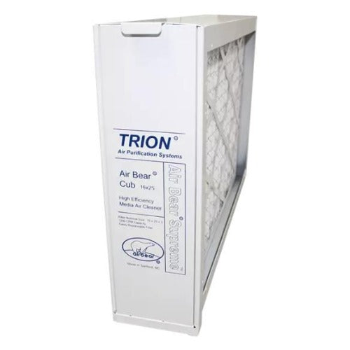 Trion 455602-0425 - Air Bear Cub Media Air Cleaner MERV 13, WH