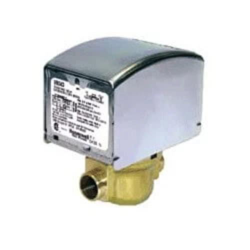 "Honeywell V8043A5029 - 3/4"" Sweat Connection Zone Valve, normally closed, 300 psi (24v) Image"