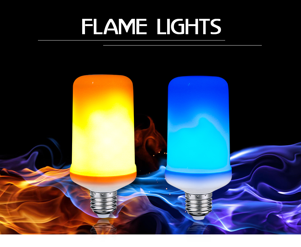 HOT SALE-Fire Light Gravity Sensor Decor Lamp