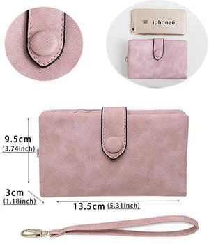 Women's Tri-Fold Wallet+BUY 2 Free Shipping