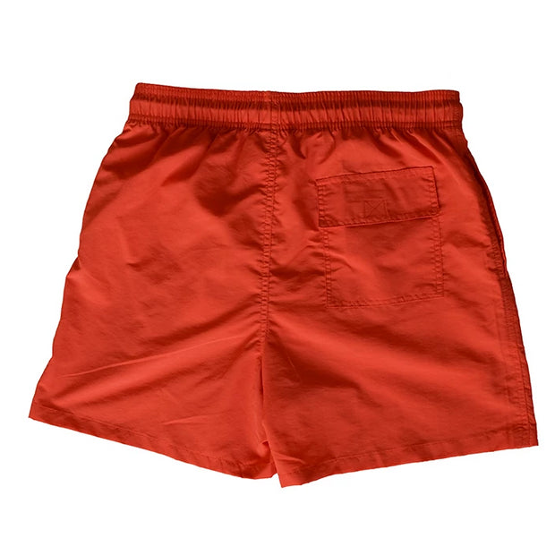 Unisex Sporty Short in Faded Orange