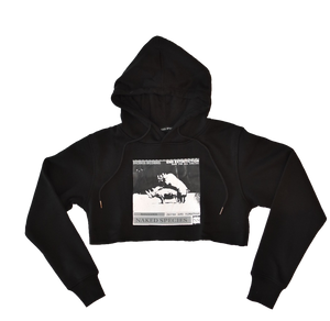 Be Fruitful Rhino Cropped Hoodie