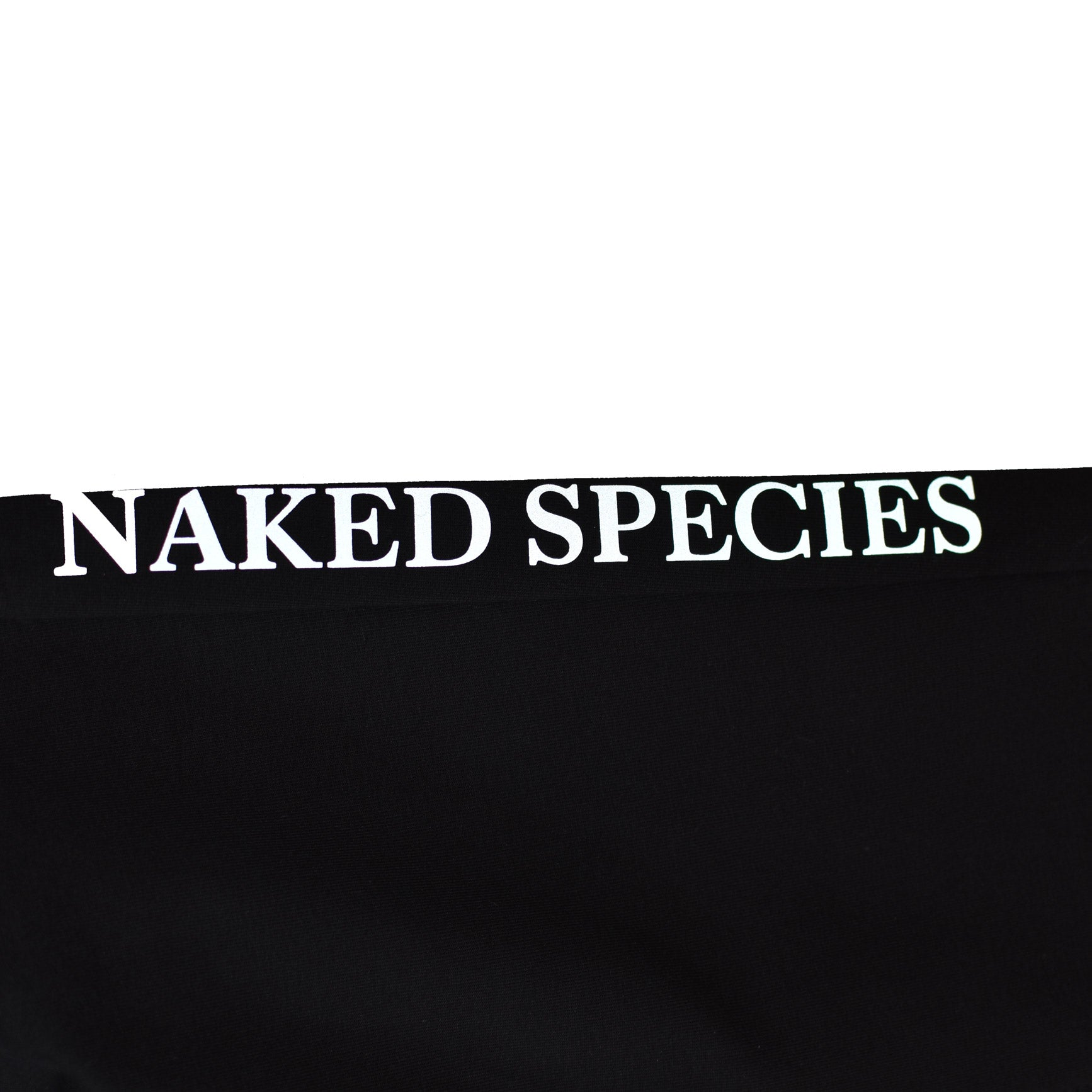 NakedSpecies-black-pants-reflective-logo