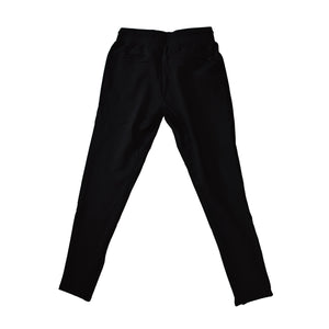 NakedSpecies-black-pants-reflective-logo-