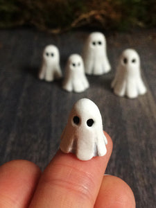 Little ghost family