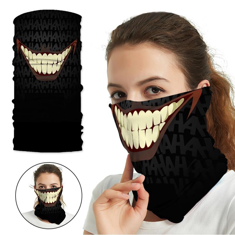 Magic Neck Gaiter NO 002