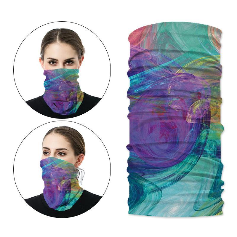 Magic Neck Gaiter NO 022