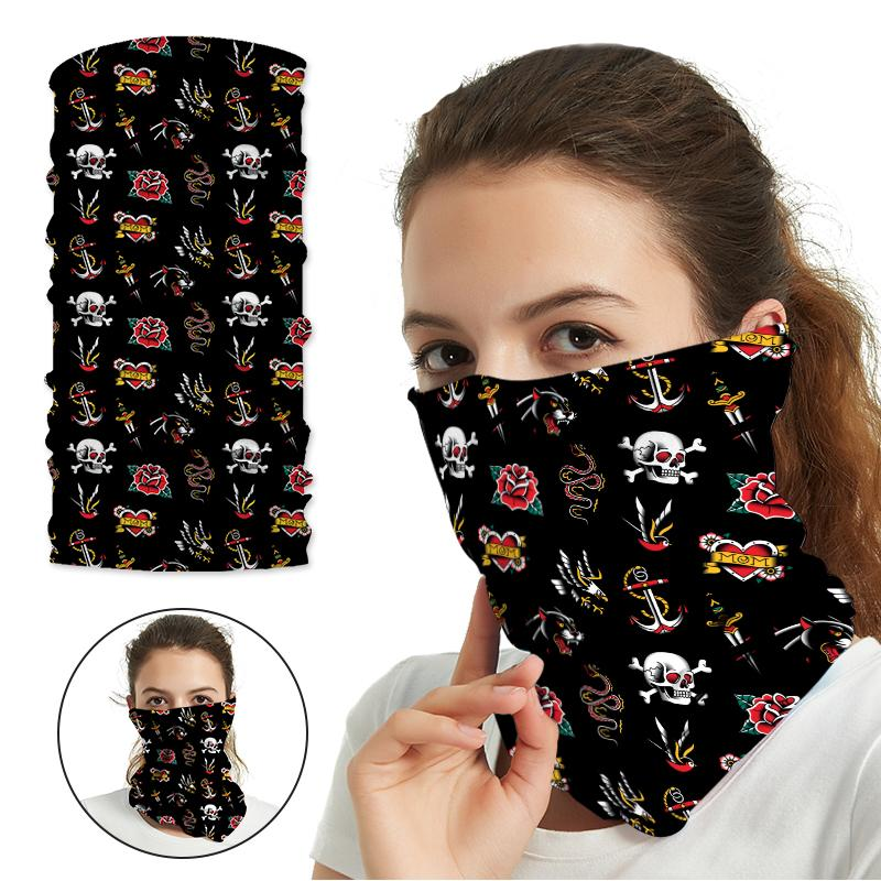 Magic Neck Gaiter NO 025