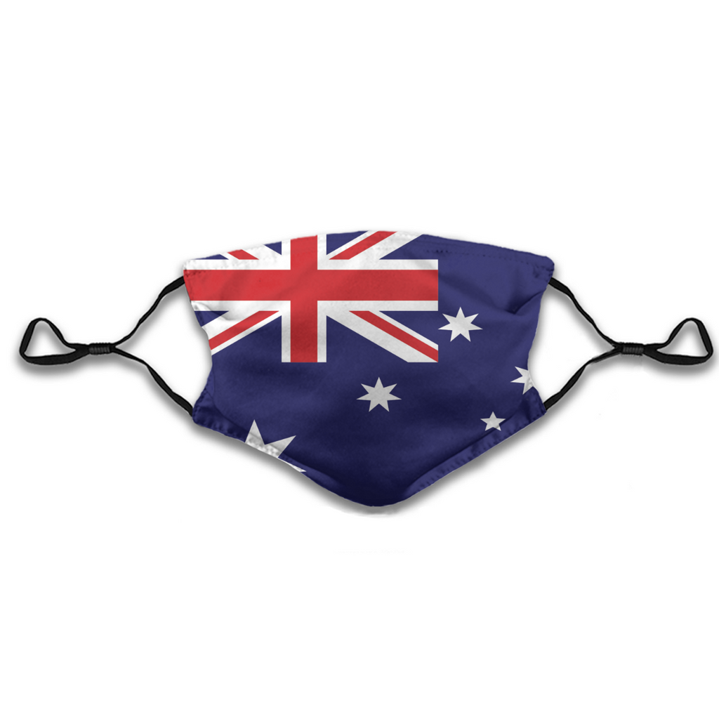 Dust Resistance 5-Layer Filter Flag of Australia No.n005