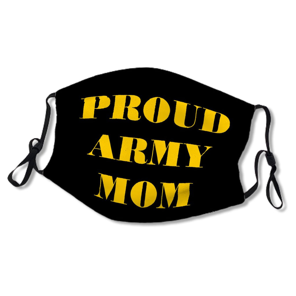 Key Chain Proud Army Mom No.4W8TU5