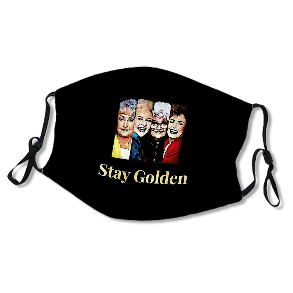 Stay Golden No.AXWVCC