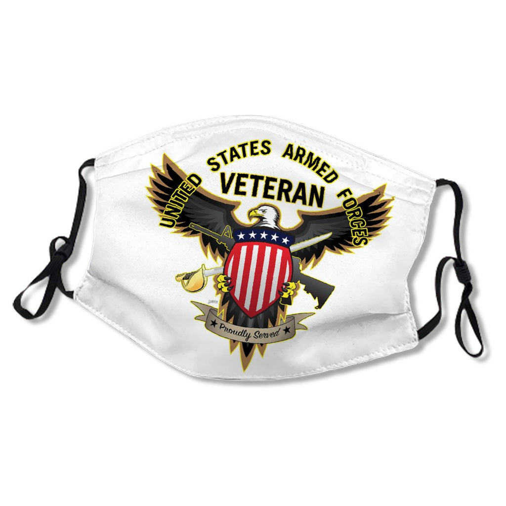 United States Armed Forces Veteran No.DSOD3L