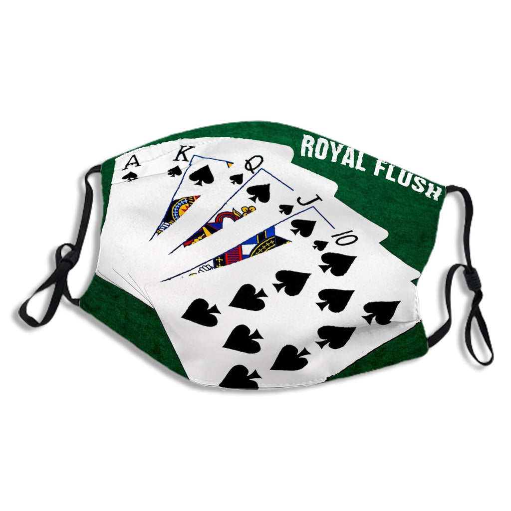 Poker Hand Spades Royal Flush No.DYRH26