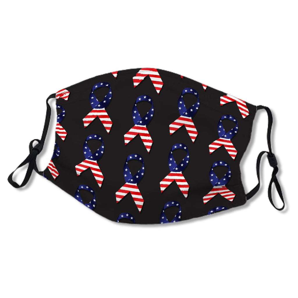 USA Ribbon Design Cloth NO. G2TD76