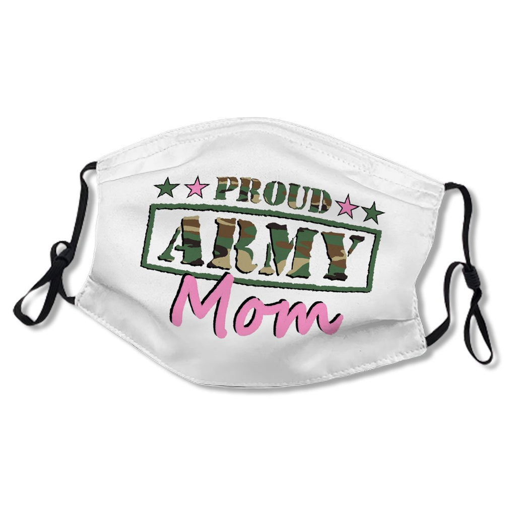 Proud Army Mom Long Sleeve No.GGP8PA