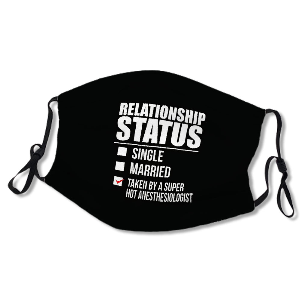 Relationship status taken by super hot Anesthesiologist Valentine's Day Doctor Medical School No.KVJCYG