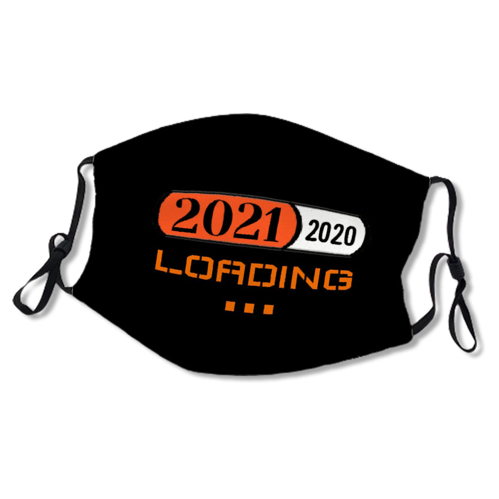 Hello 2021 Happy New year 2021 classic No.M23FNB