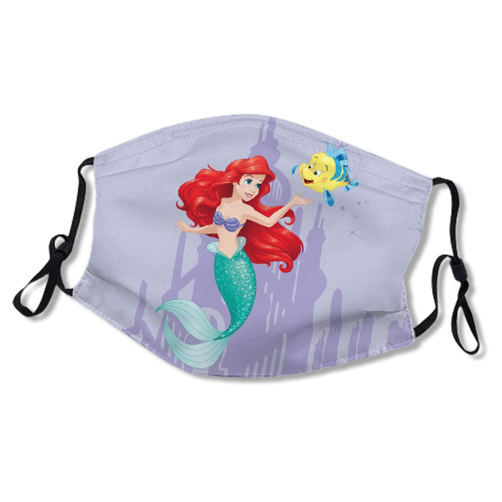 Ariel and Flounder No.MH9CCA