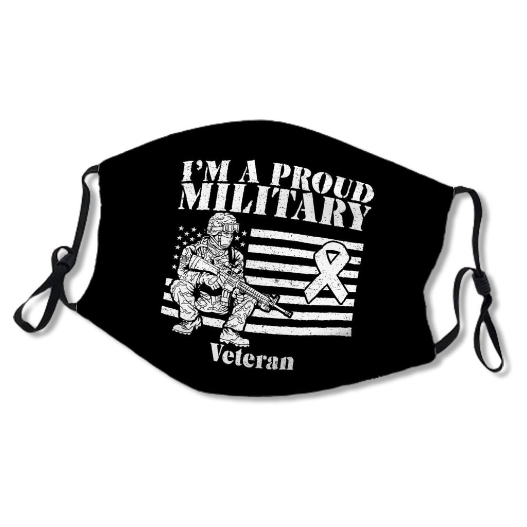 Proud Military Veteran Gift No.NG85YV