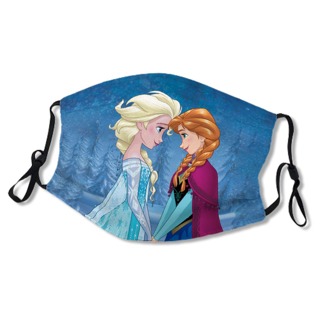 Anna and Elsa Together Forever No.PWDKH7