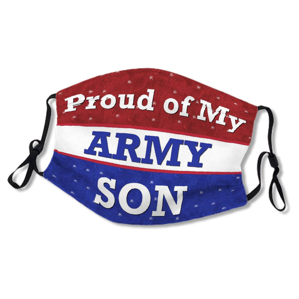 Military - Proud of My Army Son - Thinking of You No.R7936D