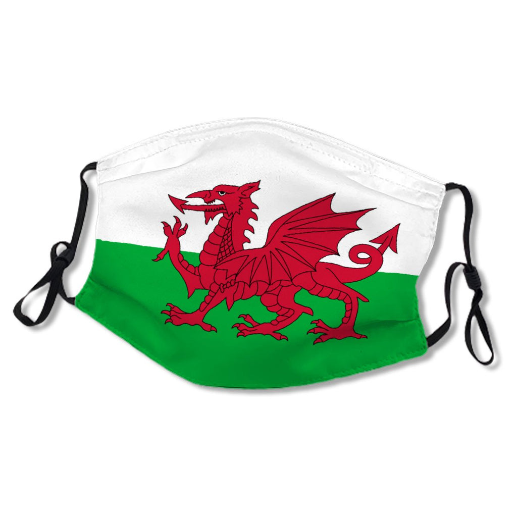 Welsh flag No.STYVTX
