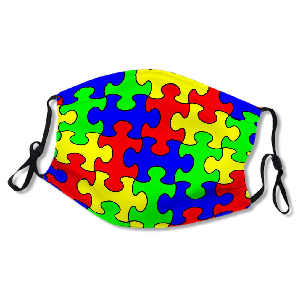 Colorful Puzzle No.ZXLE32