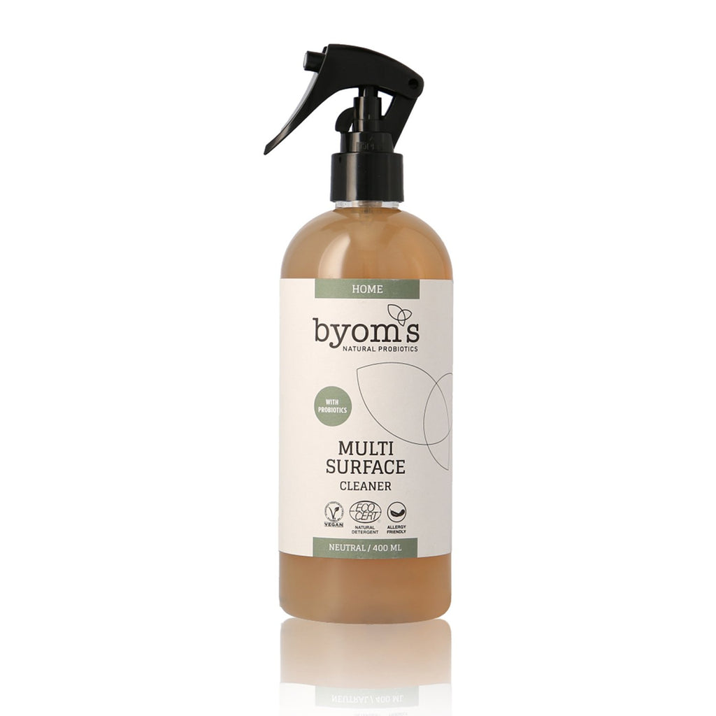Byoms - Home, Probiotisk Multi-Surface Cleaner, Neutral, 400 ml