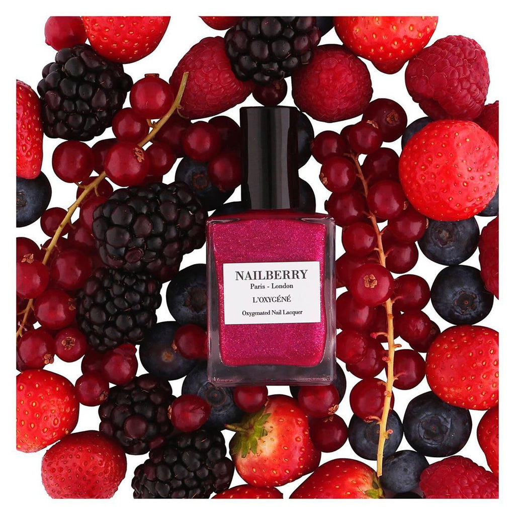 Nailberry - Berry Fizz, 15 ml